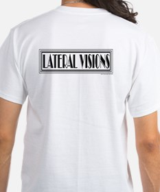 Lateral Visions White TEAM T-Shirt