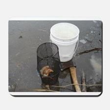 Needs For Fish Baiting Mousepad