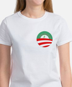 Obama Happy Holidays Women's T-Shirt
