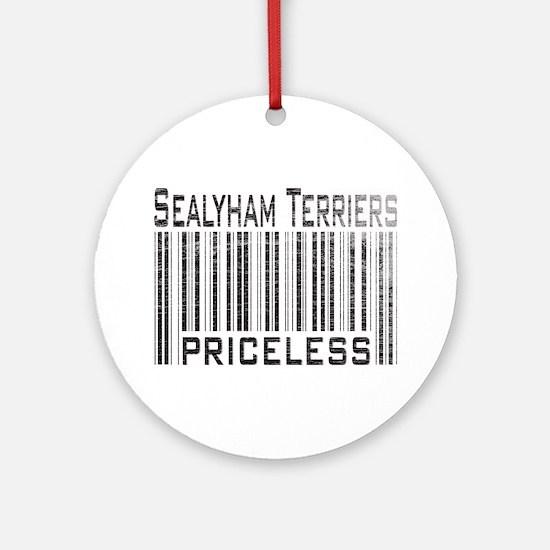 Sealyham Terriers Ornament (Round)