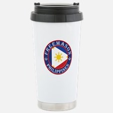 Filipino Masons Travel Mug