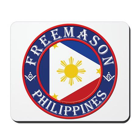 Filipino Masons Mousepad