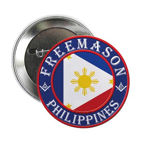 """Filipino Masons 2.25"""" Button (10 pack)"""