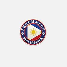 Filipino Masons Mini Button