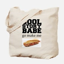Make Me a Sandwich Tote Bag