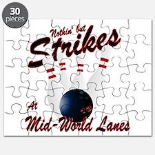 Mid-World Lanes Puzzle