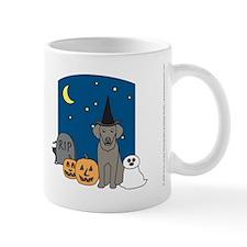 Weimaraner Halloween Mug