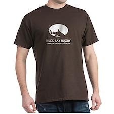 Back Bay Rugby - Newport Beach T-Shirt