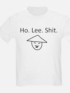 Ho Lee Shit / Holy Shit T-Shirt