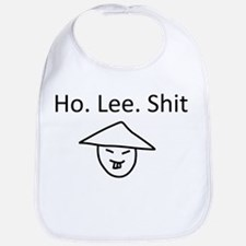 Ho Lee Shit / Holy Shit Bib