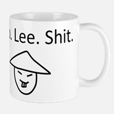Ho Lee Shit / Holy Shit Mug