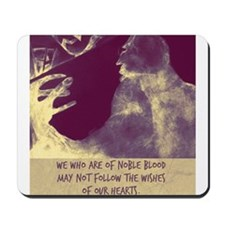 The Cabinet of Dr. Caligari (Front) Mousepad