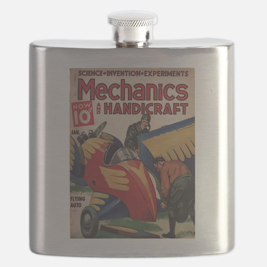 The Flying Auto Flask
