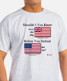 Corporate Flags T-Shirt