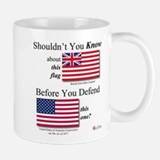 Corporate Flags Mug
