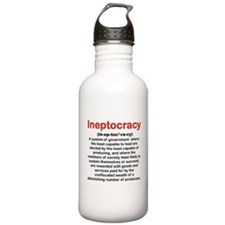 Cool Illegal immigrant Water Bottle