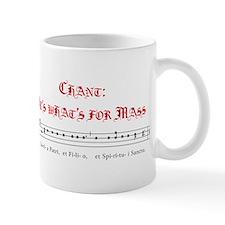chant Mugs