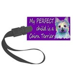 Perfection Large Luggage Tag