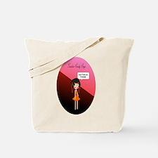 Tsundere Sandy Says Tote Bag