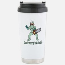 Cute Surgeon Travel Mug