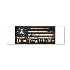 Cute Patriotic Car Magnet 10 x 3