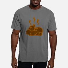 PILE OF POOP 2.png Mens Comfort Colors Shirt
