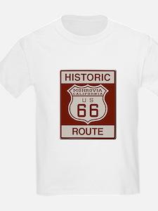 Monrovia Route 66 T-Shirt
