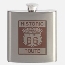 Monrovia Route 66 Flask