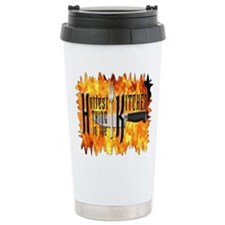 Hottest Thing in the Kitchen Travel Mug