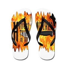 Hottest Thing in the Kitchen Flip Flops