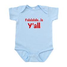 Falalalala...la Yall Infant Bodysuit
