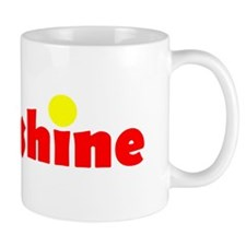 Shine Red Yellow Mug