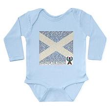 Clan Names Long Sleeve Infant Bodysuit