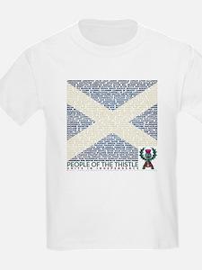Clan Names T-Shirt
