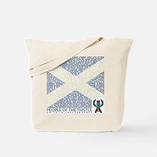 Clan Names Tote Bag