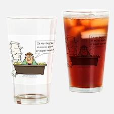 My Degree (Design 1) Drinking Glass