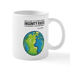 INSANITY RULES(RULES) Mug