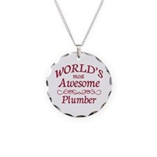 Awesome Plumber Necklace