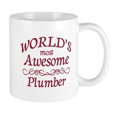 Awesome Plumber Mug