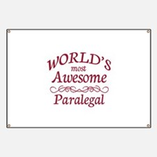 Awesome Paralegal Banner