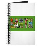 Gorilla Journals & Spiral Notebooks