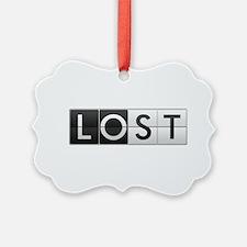LOST - Clock Face Ornament