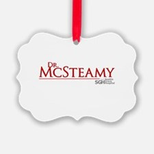 Dr. McSteamy Ornament