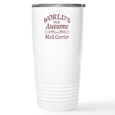 Awesome Paralegal Travel Coffee Mug
