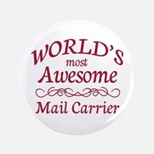 """Awesome Paralegal 3.5"""" Button"""