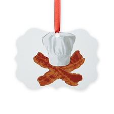Bacon Chef Ornament