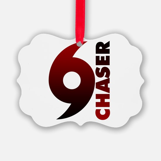 Hurricane Chaser Ornament