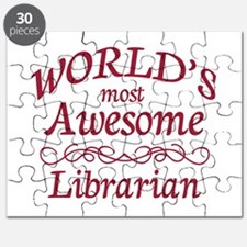 Awesome Librarian Puzzle