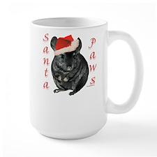 Chin Santa (black tov) Mug