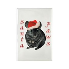 Chin Santa (black tov) Rectangle Magnet